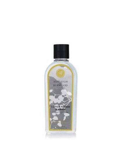 Parfum lampe - Fleur de coton & Ambre