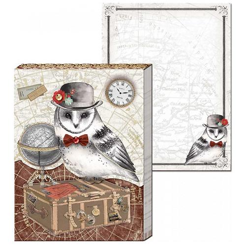 Carnet de note - Chouette