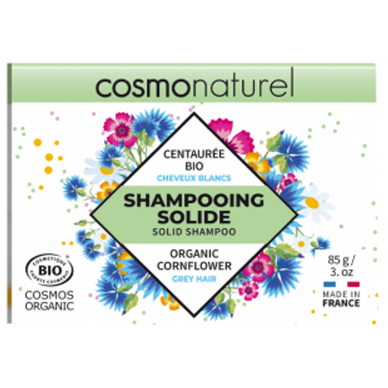 Shampoing solide - Cheveux blancs