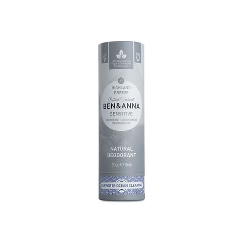 Deodorant peaux sensibles - Highland Breeze
