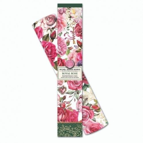 Papiers Parfumés - Royal Rose