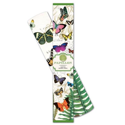 Papier Parfumé - Papillons