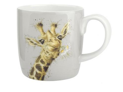 Mug Girafe -Gris