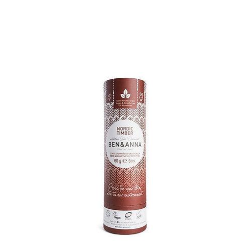Deodorant stick - Nordic Timber
