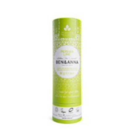 Déodorant - Citron vert