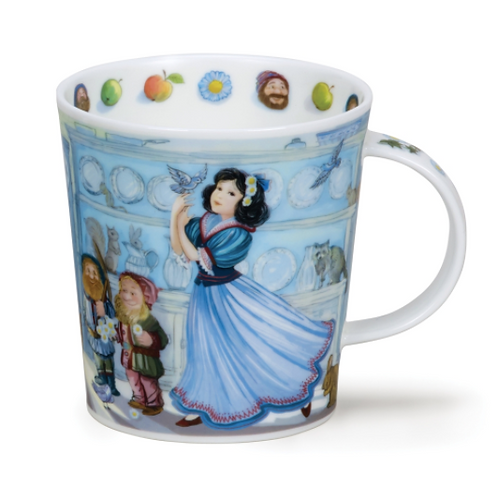 Mug dunoon conte - Blanche neige et les 7 nains
