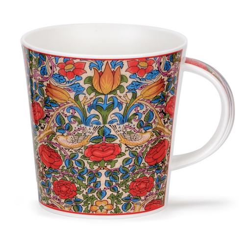 Mug Dunoon - William Morris Rose