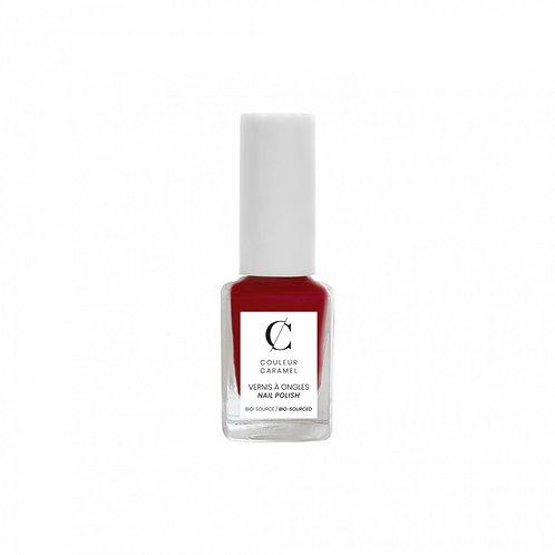 Vernis à ongles BIO - 42 Rouge Poinsettia