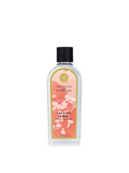 Parfum lampe - Pivoine rose & Musc