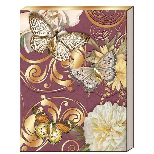 Carnet de note - Butterfly Trio