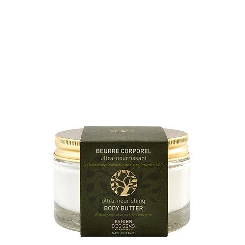 Beurre Corporel - Olive