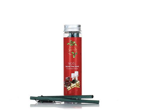 Suspsensions sticks parfumés - Noël