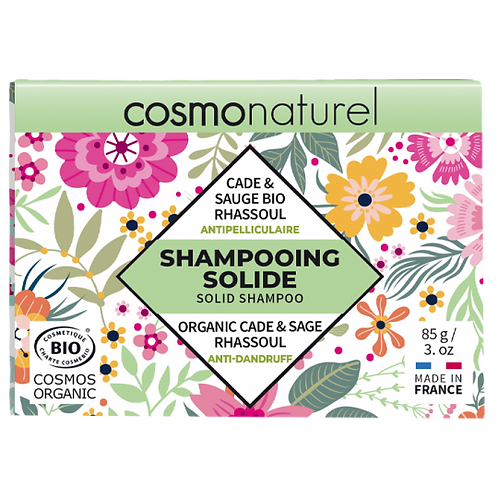 Shampoing solide - Antipelliculaire
