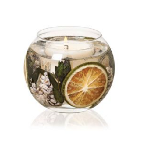 Bougie Fishbowl rechargeable