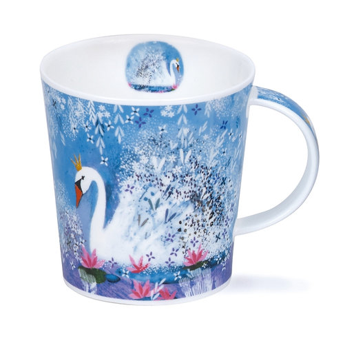 Mug Dunoon - Lomo Fancy Feathers Swan