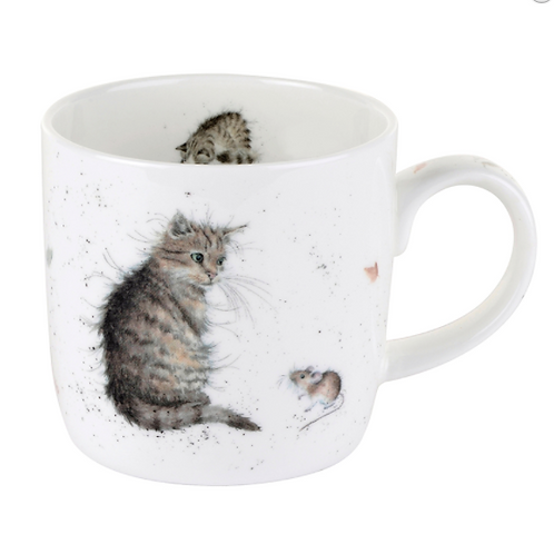 Mug wrendale - Chat & Souris