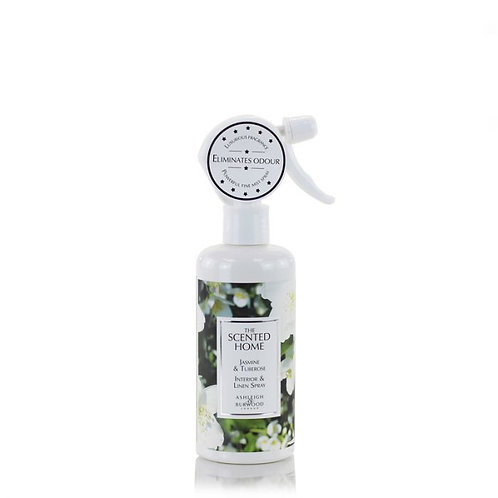Parfum d'ambiance et de linge - Jasmin & Tubéreuse