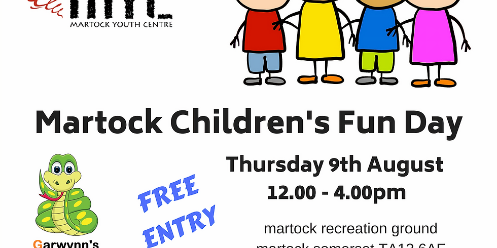 Martock Children's Fun Day