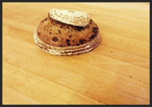 March Bread of the Month: Cinnamon Raisin Oatmeal