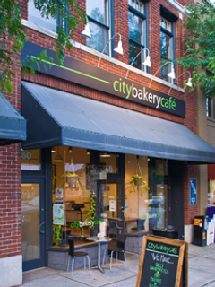 City Bakery Biltmore Avenue Cafe