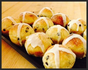 City Bakery Hot Cross Buns