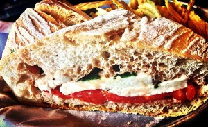 City Bakery Caprese Sandwich