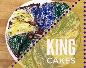 The History of King Cakes