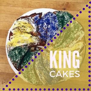 City Bakery King Cakes