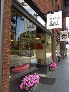 City Bakery Charlotte Street Cafe