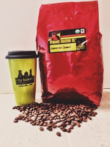 Dynamite Roasting Company Microlot Coffee