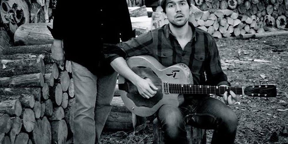 David Jacobs-Strain w/ Bob Beach