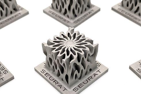 seurat additive manufacturing area print