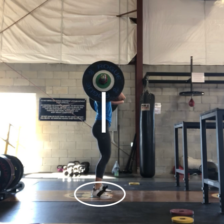 Split Jerk Considerations
