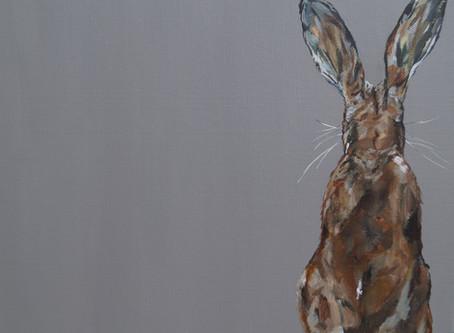 Blog: Lockdown Hare