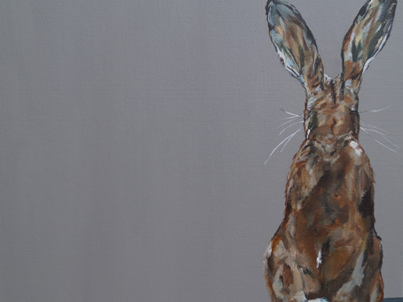 Blog: Lockdown Hare