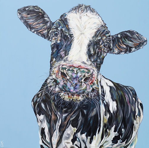 Here's Lookin' At Moo ...