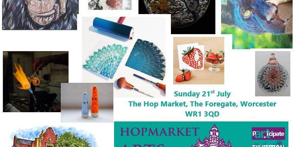 Hopmarket Arts, Worcester