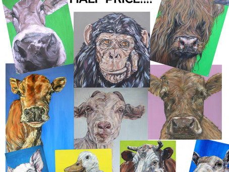 Selected Limited Edition Prints Half Price!