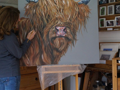 Work in progress 'Fred McRed'