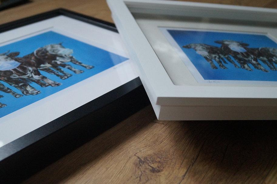 Herd framed.JPG
