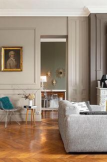 canapé appartement lyon architecture