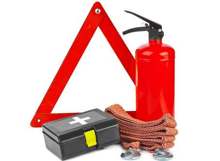 Pentingnya Alat Pemadam api ringan di mobil