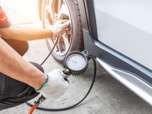 Pentingnya Menjaga Tekanan Angin Ban Mobil