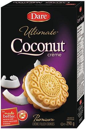 Dare Ultimate Coconut Creme Cookies - 290g
