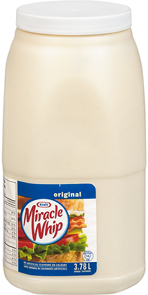 Miracle Whip Original Spread - 3780g