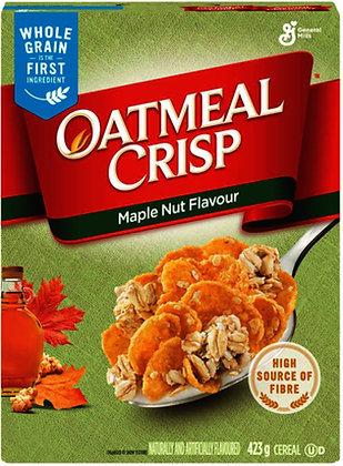 Oatmeal Crisp Maple Nut Cereal - 423g