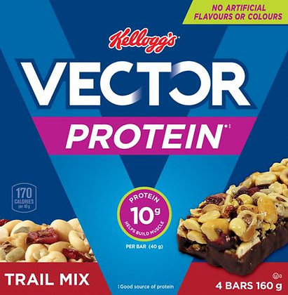 Vector Protein Bars Trail Mix - 160g