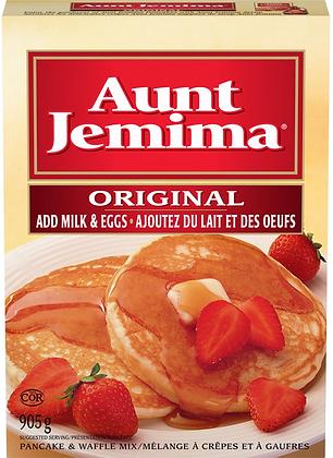 Aunt Jemima Original Pancake Mix - 905g