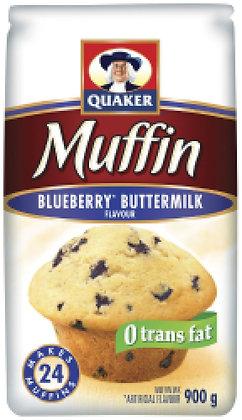 Quaker Blueberry Muffin Mix - 900g