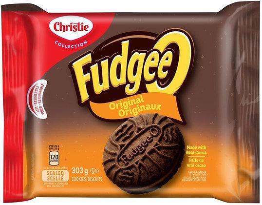 Christie Fudgee-O Original Cookies - 303g